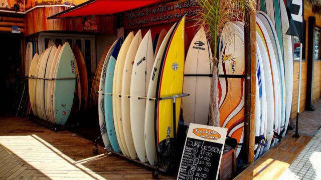 道具を揃えるところから、サーフィン上達が始まるのだ